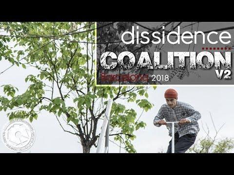 Dissidence Coalition V2 : Tanner Wilson, David Coe, Brandon James, Andrew Zamora, Max Manning