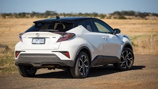 2018 - REVIEW - Toyota C HR Koba