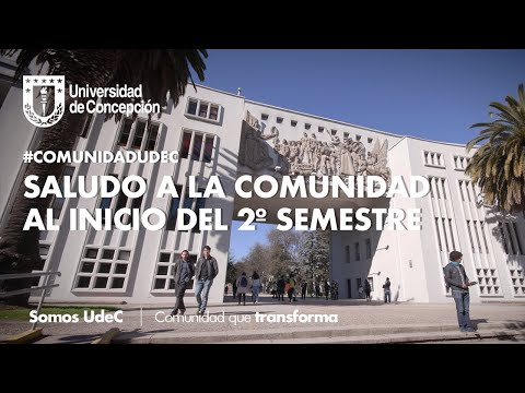 #ComunidadUdeC: Saludo a la comunidad #UdeC al inicio del 2º semestre