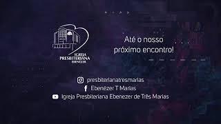 CULTO SANTA CEIA - IPE - 01/11/2020