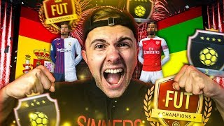 FIFA 19: FUT CHAMPIONS REWARDS Pack Opening 😱🔥 Weekend League Vorbereitung!