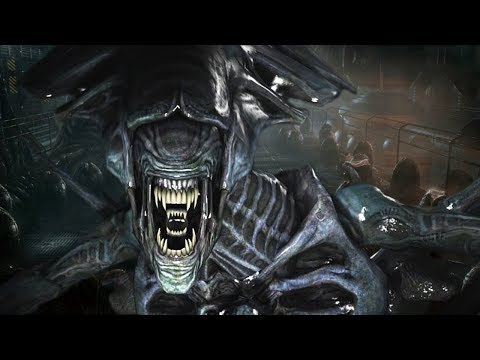 ALIEN: QUEEN EXPLAINED - EGG SACK OVIPOSITOR - WHAT IS XENOMORPH ROYAL JELLY XENO ZIP