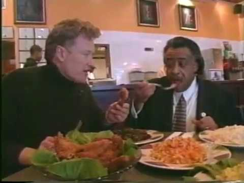 Remote: Conan Visits Harlem Businesses - 2/22/2001