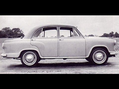 Ambassador Car -