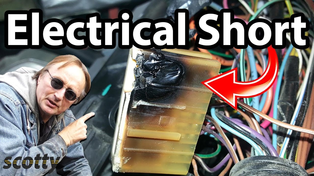 Finding The Source Of Electrical Shorts In Your Car  YouTube
