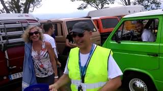 Alcasa ordenando colocación de furgos VW en Sant Pere Pescador