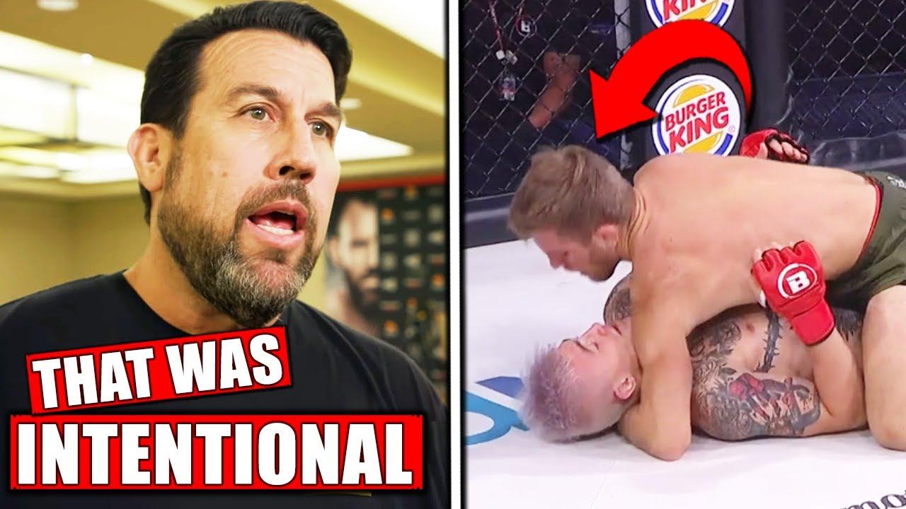 AJ Agazarm HEADBUTTS opponent + Reactions, Bellator 243, Ray Borg released from UFC, Usman vs Burns