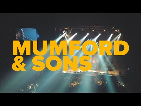 Mumford & Sons Live in Louisville, Kentucky 2017