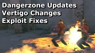 Smoke Exploit Fix, Vertigo and Dangerzone Changes