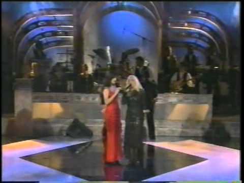 LA BELLEZA (a duo con Daniela Romo) - Marta Sanchez - Hoy con Daniela (Televisa) Mexico 1995