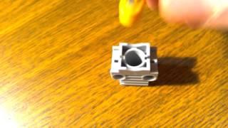Moteur mono cylindre LEGO Technic
