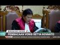 Setya Novanto Menanti Vonis   BREAKING NEWS