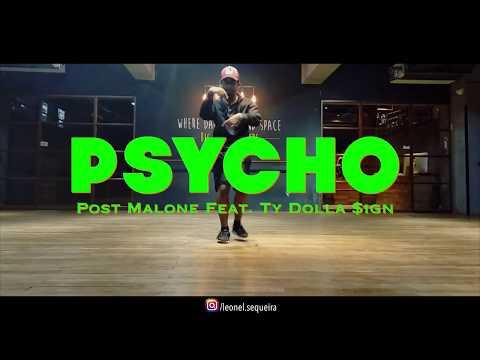 Post Malone Feat. Ty Dolla $ign - Psycho (Sebazti Cover) | Leonel Sequeira Choreography |