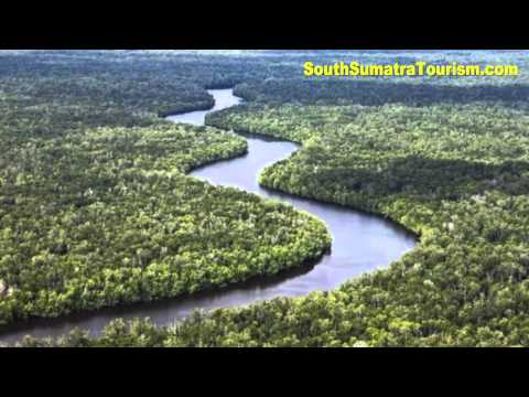 Natural Tourism from South Sumatra, Indonesia