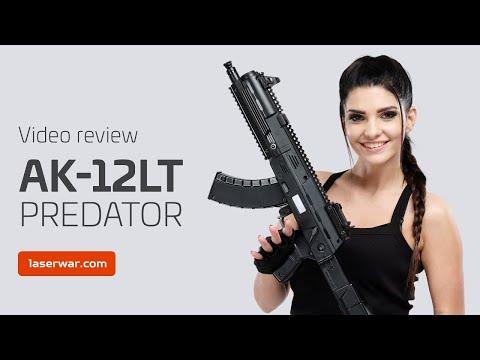 AK 12LT «PREDATOR»  Laser Tag Gun