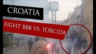 Fight BBB vs. Torcida Split 09.09.2017