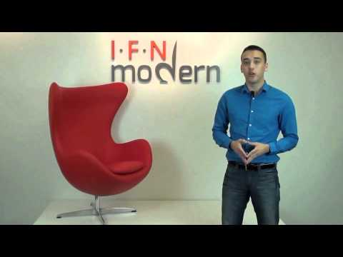 Egg Chair by IFN Modern