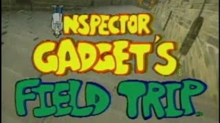 Inspector Gadget s Field Trip: Egypt - The Nile River