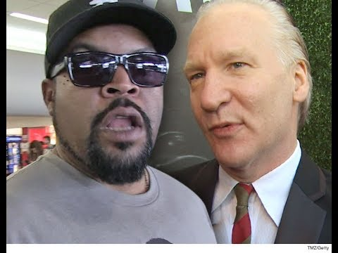 Ice Cube Vs Maher In Real Time