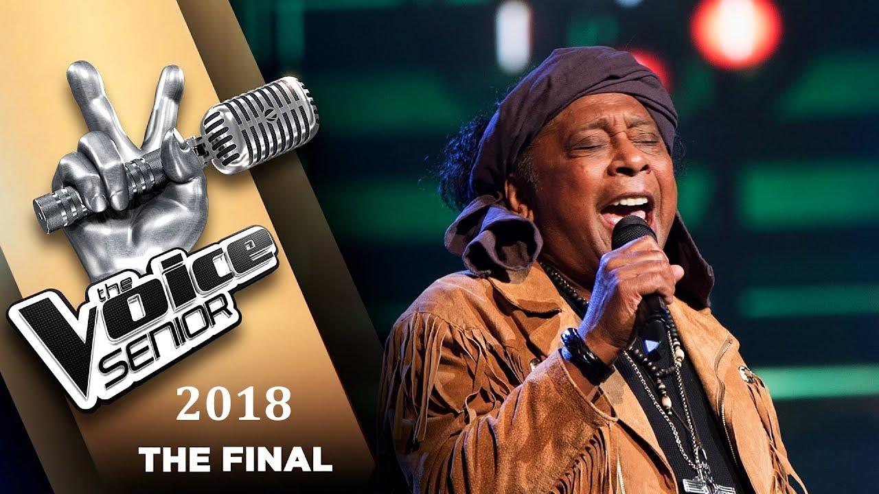 The Voice Senior Finale Live