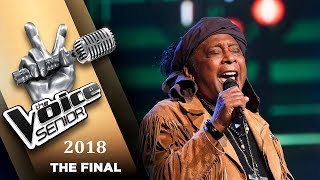 WINNER The Voice SENIOR 2018 - Jimi Bellmartin: To Love Somebody Video