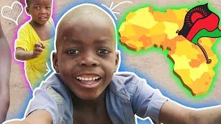 MALAWI #4: REGALI ai BAMBINI africani. i SORRISI più belli del mondo.