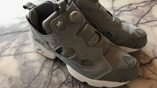 0a1caece827 Reebok Instapump Fury OG Flat Grey - Review and on feet