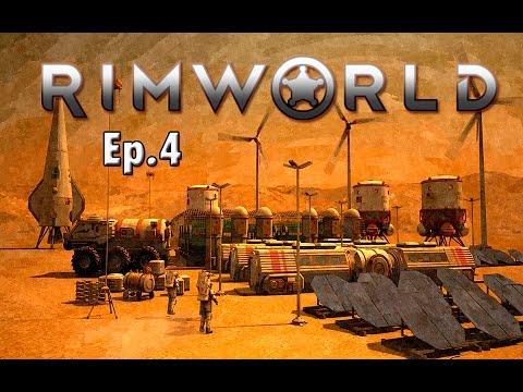 Negligence abounds | Ep.4 | Rimworld Alpha 12 Vanilla