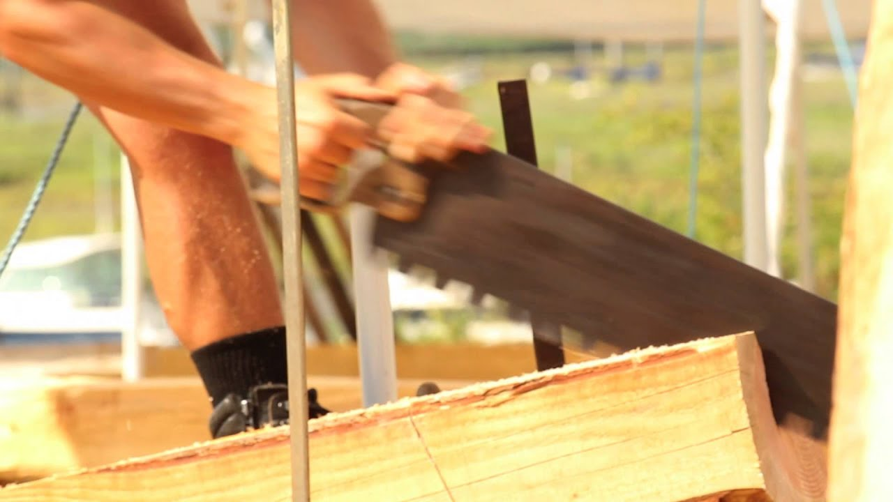 Shipwrights\' Workshop - Timber Framing Course: Roof Geometry - YouTube