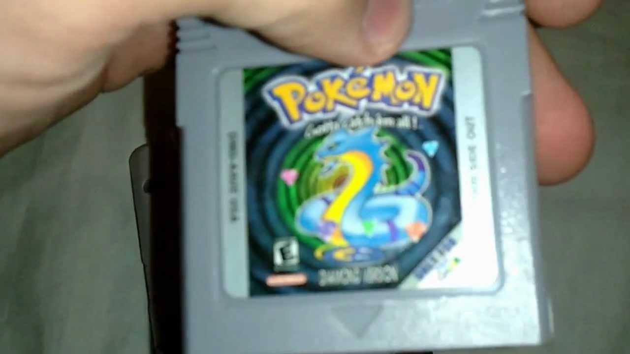 Pokemon games for gameboy color - Pokemon Games For Gameboy Color 3