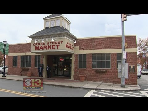 Cross Street Market To Get A Major Makeover