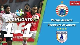 Download Video Persija Jakarta vs Persipura Jayapura: 1-1 All Goals & Highlights MP3 3GP MP4