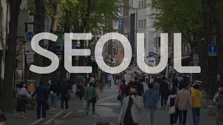 [Seoul Ambience, City Noise] 서…