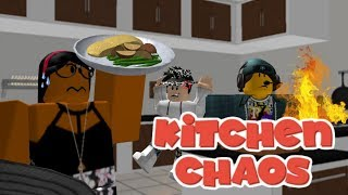 Let's Play Roblox Episode 45: Kitchen Chaos