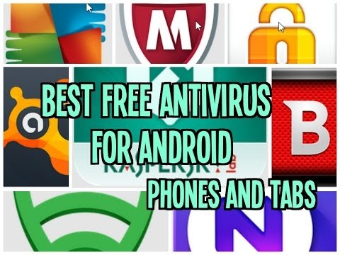 Best Free Antivirus For Android Phones And Tabs [2014]