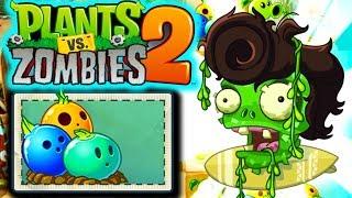 NOWA ROŚLINA DO GRY W KRĘGLE? | PLANTS VS ZOMBIES 2 #77 #admiros