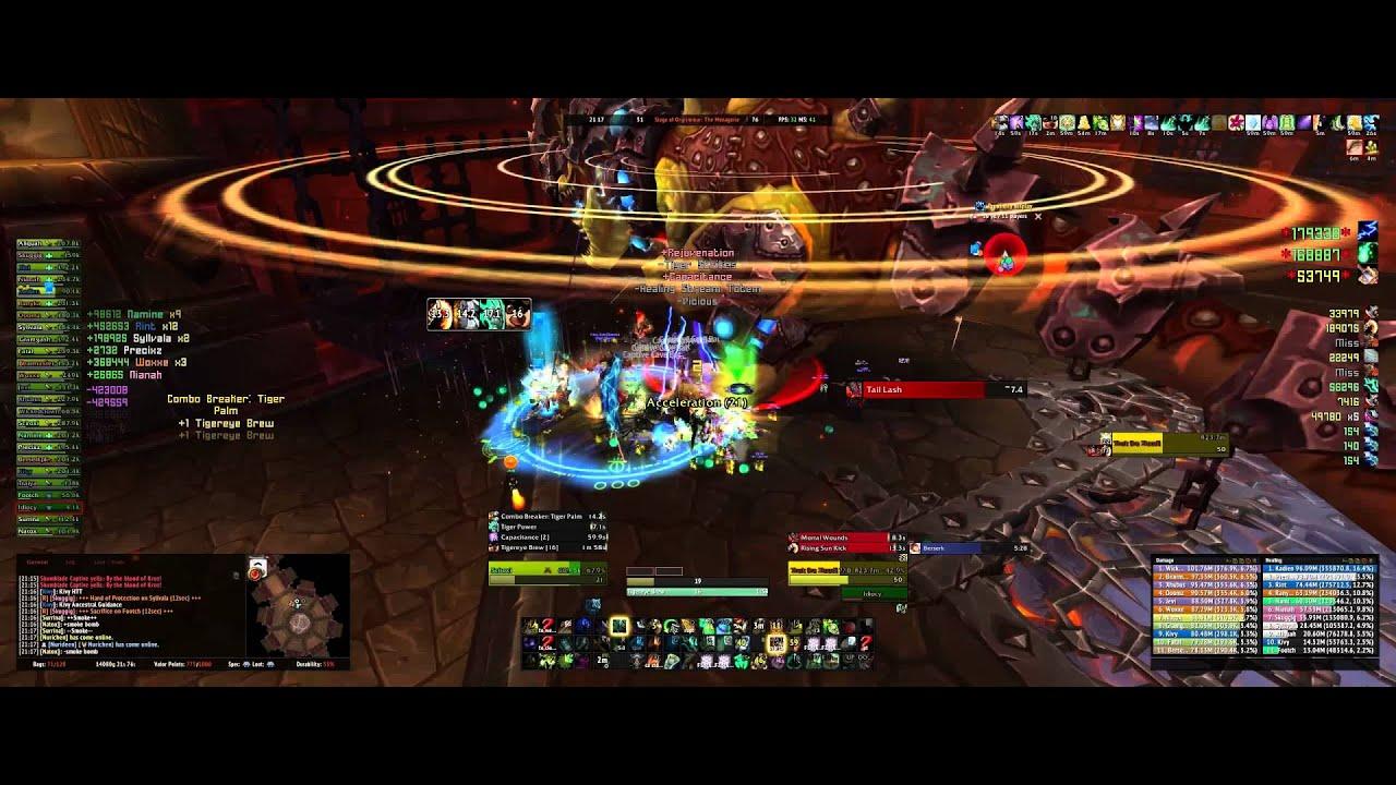 World Of Warcraft Wallpaper Hd Advance Vs Thok The Bloodthirsty 25 Man Heroic 21 9