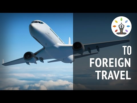 Extremely Powerful Mantra For Foreign Travels | Rahu Gayatri Mantra | Spiritual Mantra