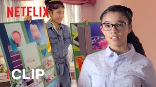 A Magical Makeover for Mary Anne | The Baby-Sitters Club | Netflix Futures