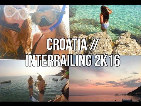 CROATIA || Interrailing 2k16