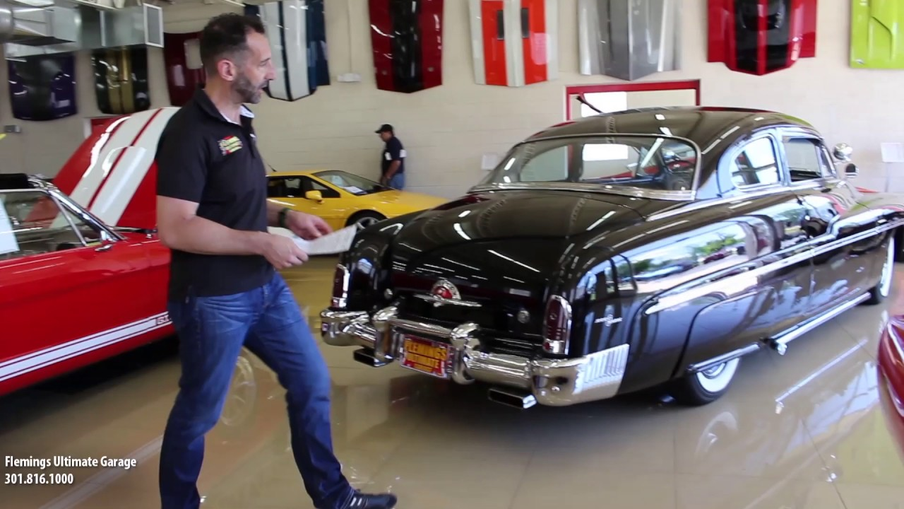 51 Mercury Coupe for sale with test drive, driving sounds, and walk ...