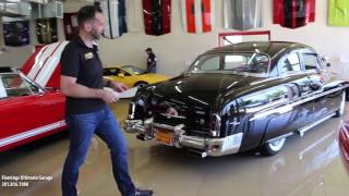 '51 Mercury Coupe for sale with test drive, driving sounds, and walk through video