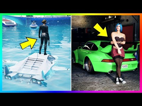 15 More Things You Might Not Know About GTA Online The Doomsday Heist DLC & Festive Surprise