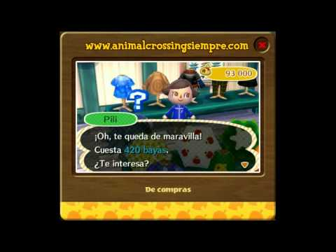 Animal Crossing New Leaf - Primer vídeo en español