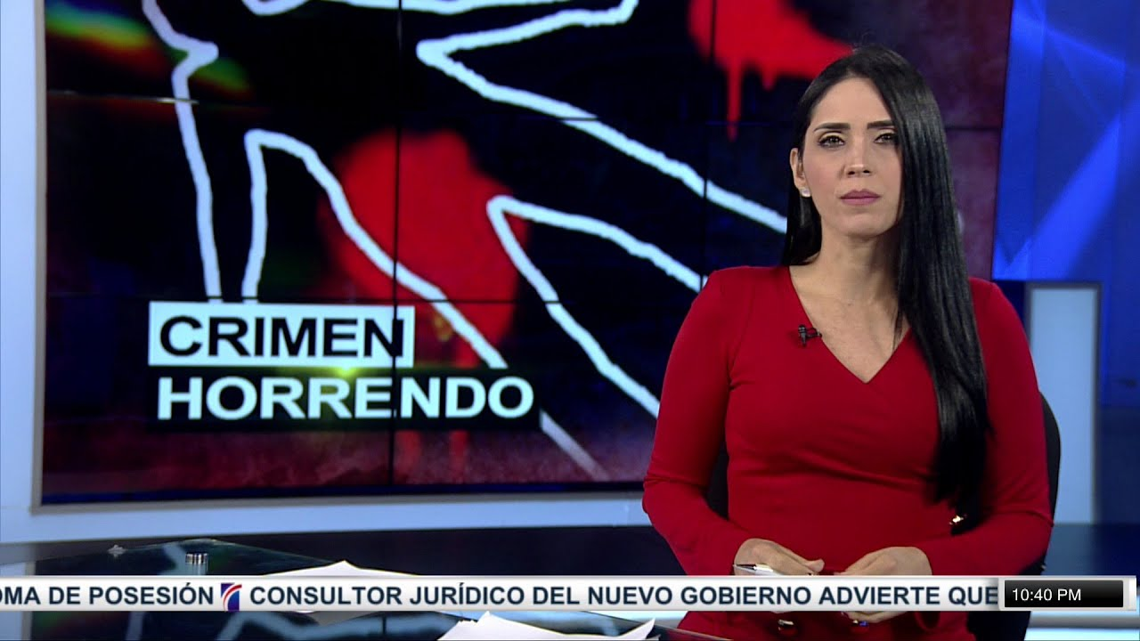 #NoticiasSIN: Asesinan ancianos en San Cristóbal