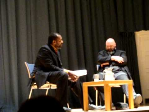 Warren Ellis Lenny Henry Interview at Comica Festival 2011 part 2 of 4