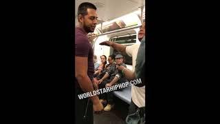 Metroda kavga 2017 Street Fight Video