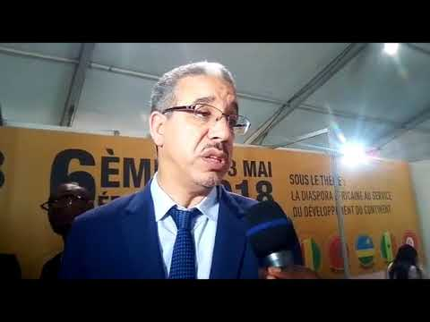 L'invité d'Afrique Finances - Le Ministre Aziz Rabbah au HUB Africa 2018