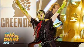 Jan Révai jako Green Day