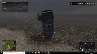 Farming simulator 17 mud truck it